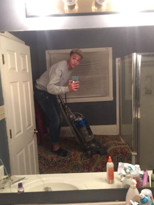 How To Make A Good Selfie (21 pics)