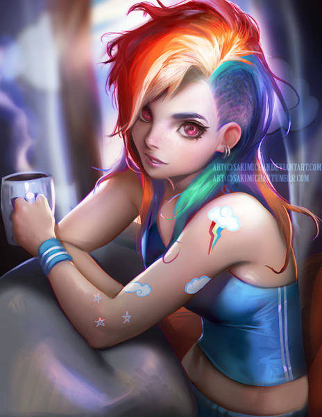 If Cartoon Characters Were Humans (40 pics)