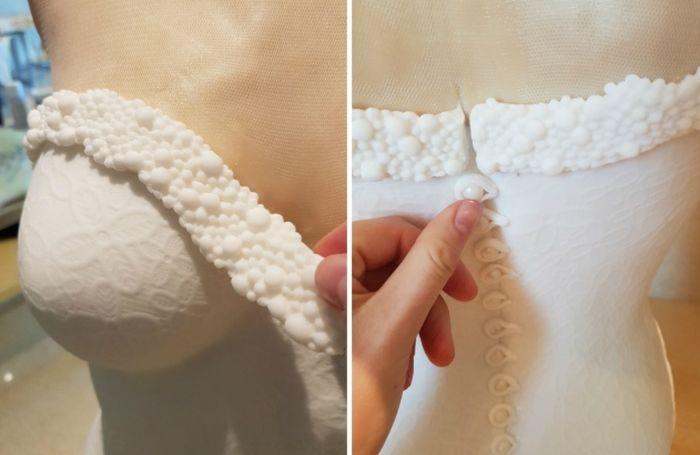 Bride Wedding Cake That Cost $1 Million (6 pics)