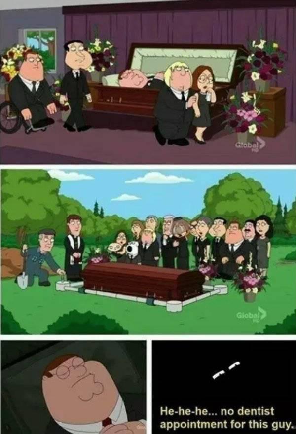 """""""Family Guy"""" Jokes (38 pics)"""