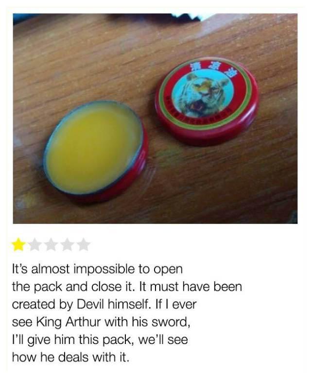 Excellent Product Reviews (16 pics)