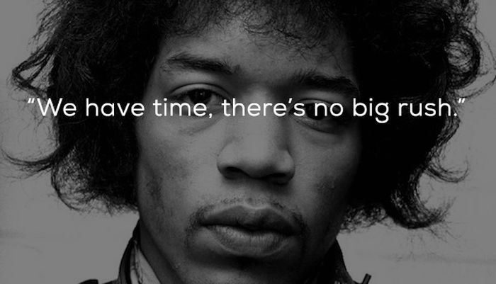 Quotes By Jimi Hendrix (25 pics)