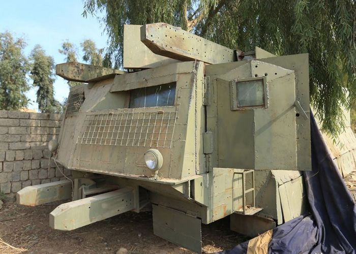 Ugly Armored Vehicles (12 pics)