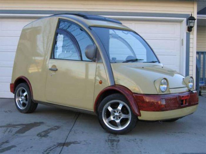 Ugly Cars (34 pics)
