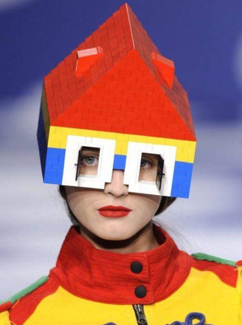 Strange Fashion (27 pics)