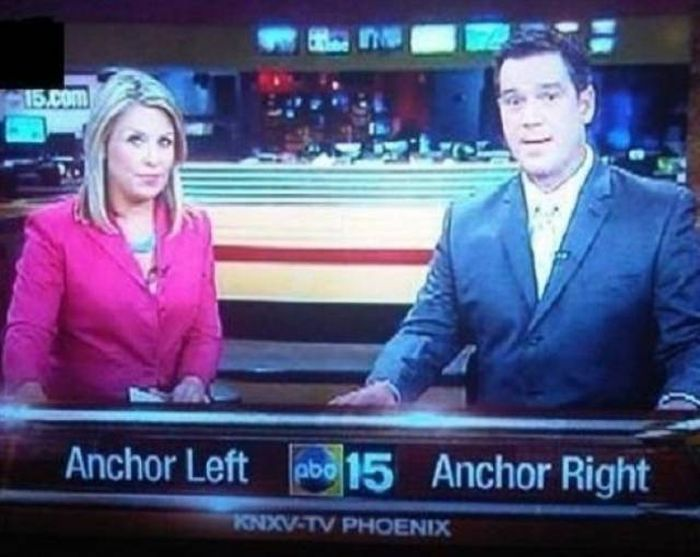 Strange Things On The News (29 pics)