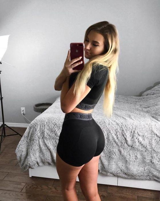 Hot Girls In Short Shorts (29 pics)