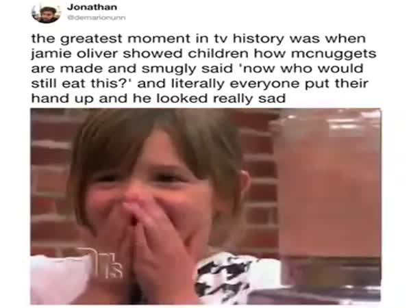 Jamie Oliver - Now Who Would Still Eat This?