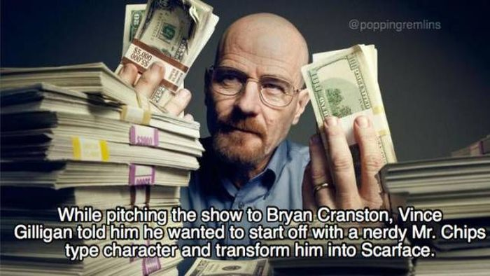 "Facts About ""Breaking Bad"" (19 pics)"