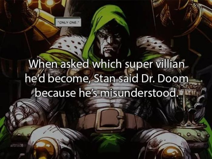 Facts About Stan Lee (17 pics)