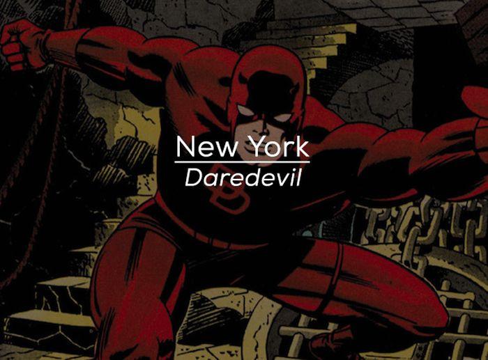 Marvel vs DC (17 pics)