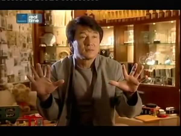 Jackie Chan's Top Secret Hideout - Interviews