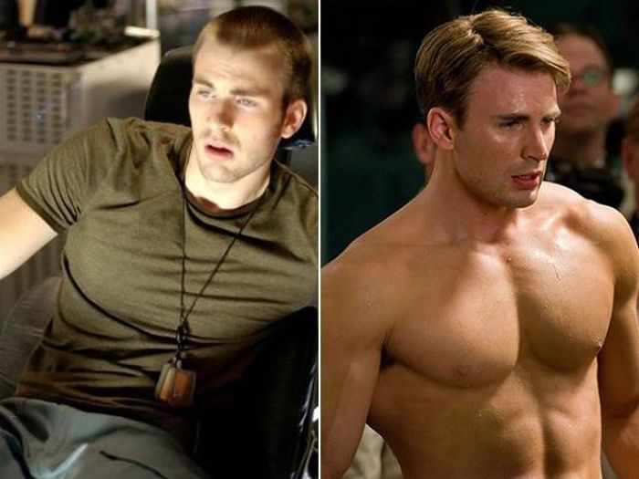 You Have To Work Out If You Want To Be In Marvel Movie (19 pics)