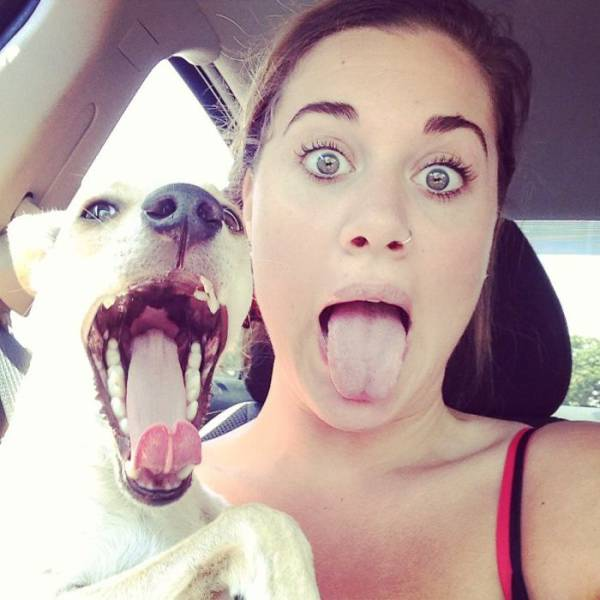People And Their Dogs (32 pics)