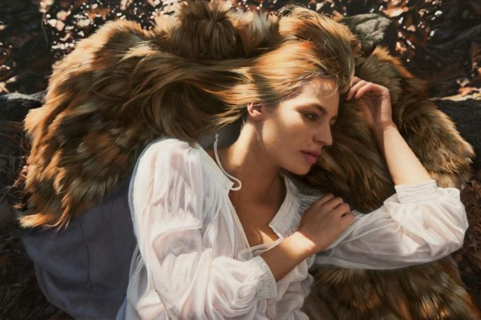 Hyperrealism By Yigal Ozeri (15 pics)