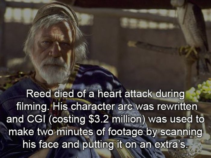 Facts About The Movie Gladiator (24 pics)