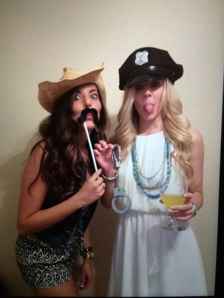 Pretty Goofy Girls (57 pics)