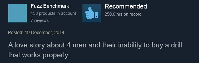 Funny Steam Game Reviews (17 pics)