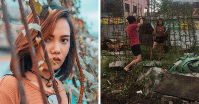 How To Make A Beautiful Photo Anywhere (15 pics)