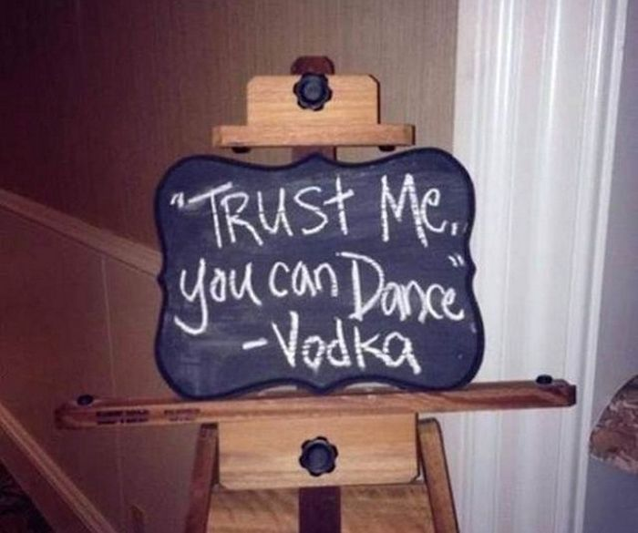 Funny Chalk Board Signs (27 pics)