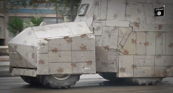 Custom Armored Vehicles (25 pics)