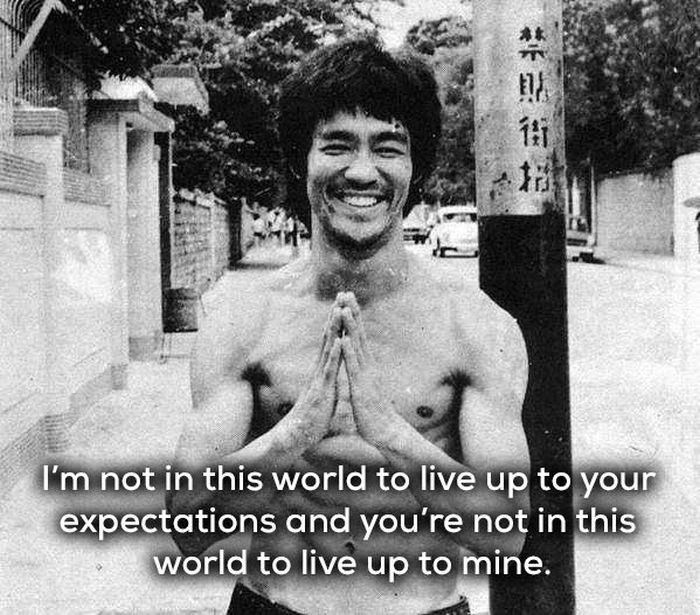 Inspiring Bruce Lee Quotes (15 pics)