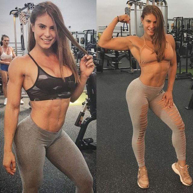 Strong Girls (22 pics)