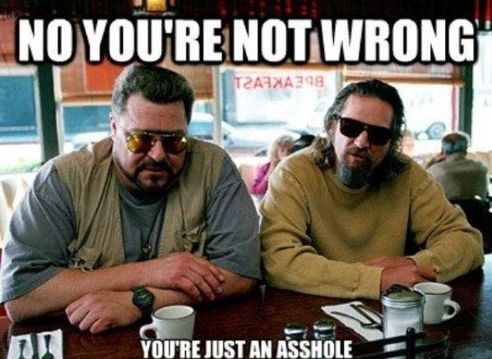 """Big Lebowski"" Memes (20 pics)"