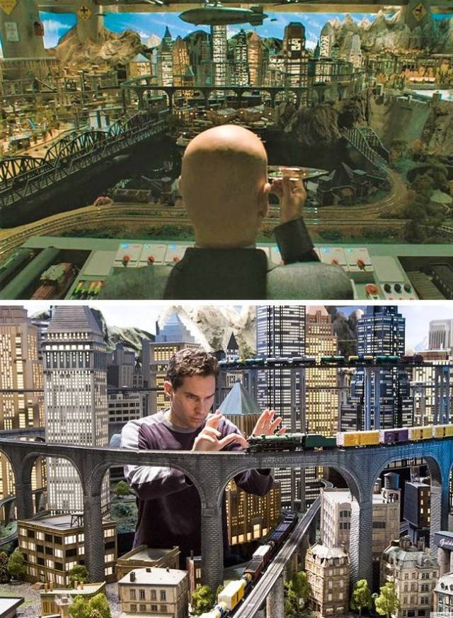 How The Movies Are Made (16 pics)