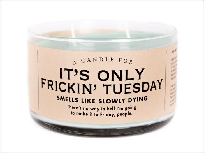 Unusually Scented Candles (15 pics)