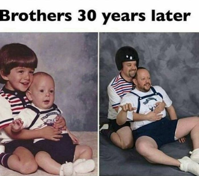 Having A Brother Is So Much Fun (19 pics)