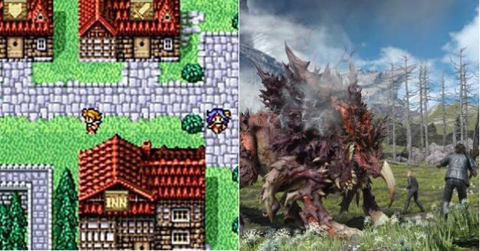 How The Games Have Changed Over The Years (18 pics)