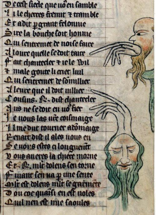 Notes On The Fields Of Medieval Books (8 pics)