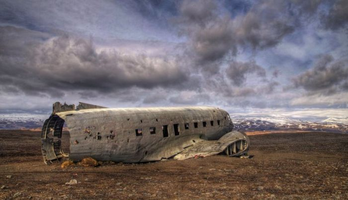 These Photos Look Post-Apocalyptic (30 pics)