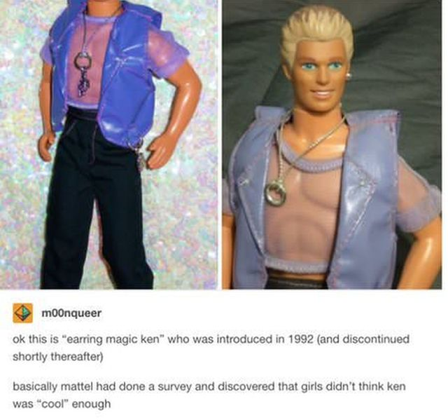 Mattel Released A Ken Doll and Realized They Made Giant Mistake (5 pics)