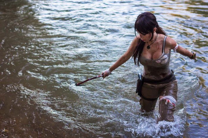 Hot Lara Croft Cosplays (19 pics)