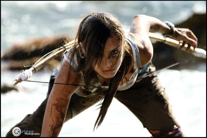 Hot Lara Croft Cosplays 19 Pics-9087