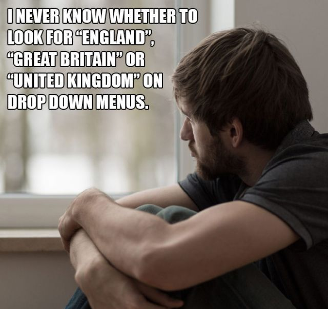 Very British Problems (10 pics)