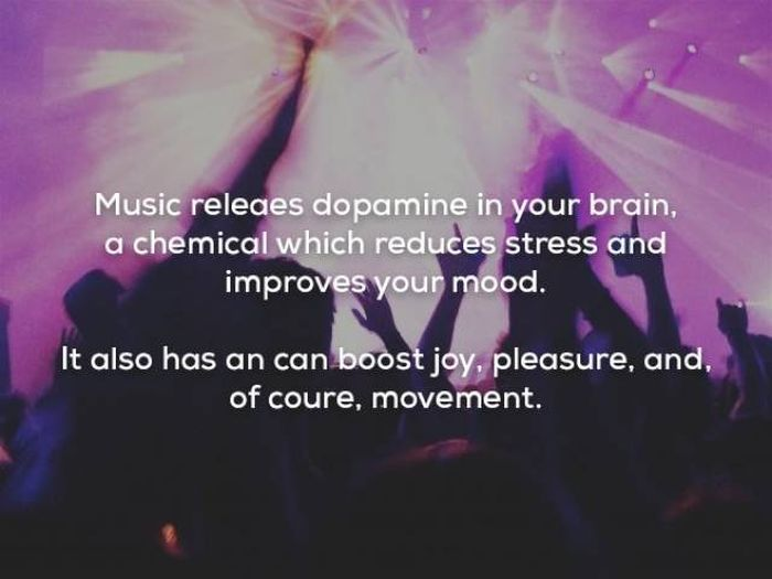 Interesting Facts About Music (20 pics)
