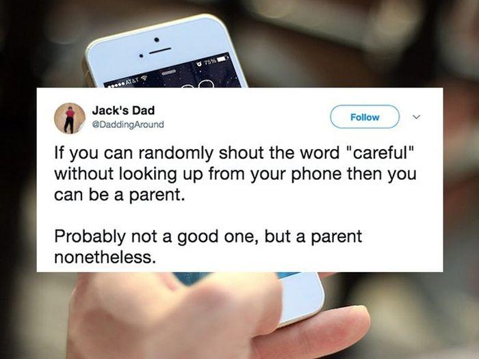 Dad Tweets (21 pics)