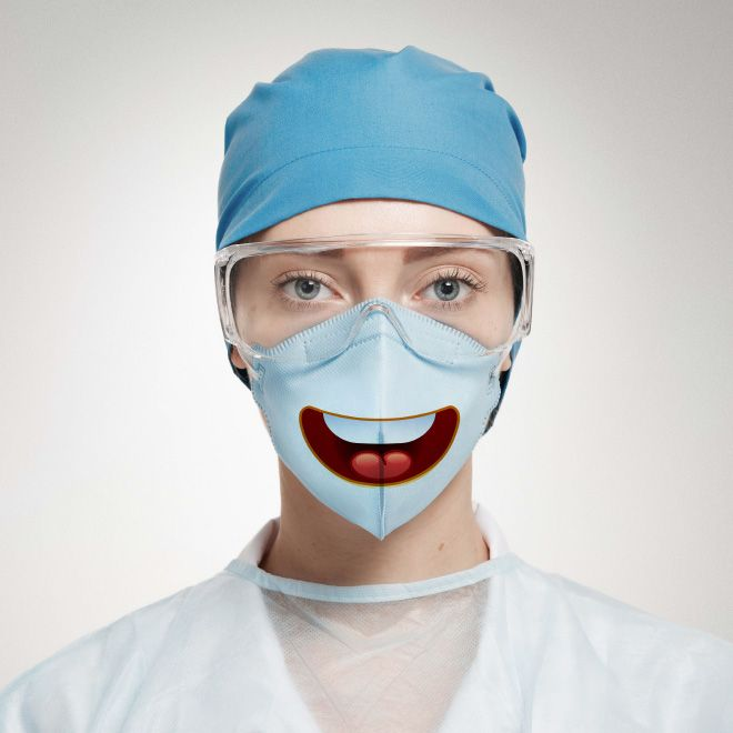 Funny Surgical Masks (14 pics)