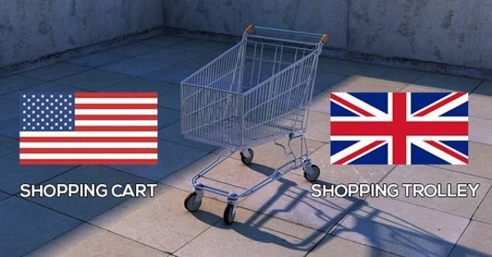The Difference Between British And American English (20 pics)