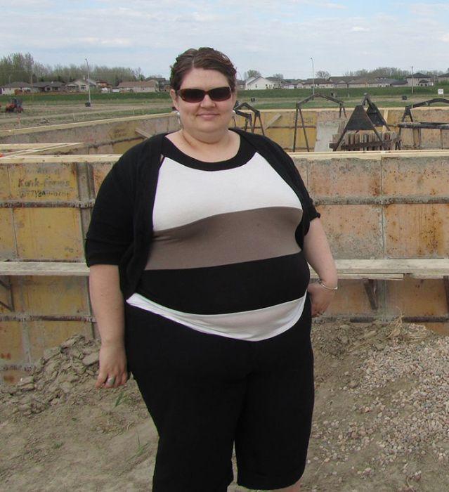 A Woman Lost 150 Pounds (68 kg) (12 pics)