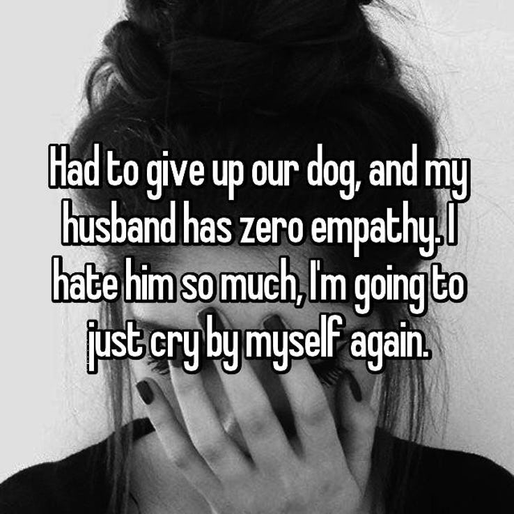 Confessions From Wives Who Want Their Husbands Gone (15 pics)