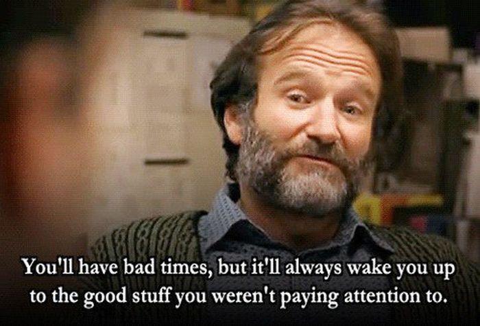 Robin Williams GIFs (16 gifs)
