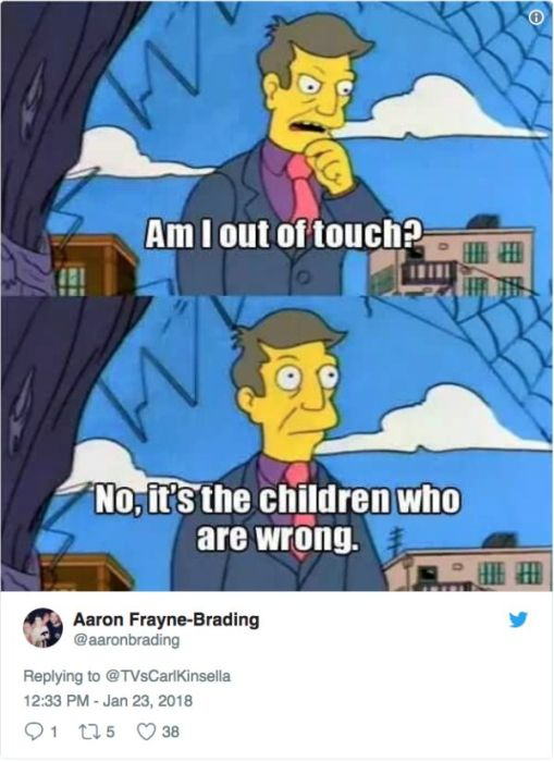 People Talk About Their Lives Using The Simpsons Screenshots (34 pics)