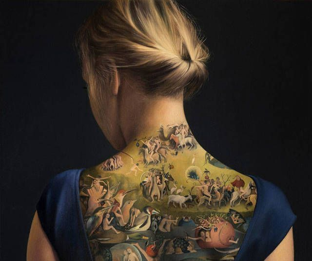 This Tattoo Isn't What It Looks Like (5 pics)