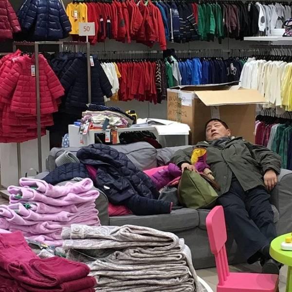 Men Hate Shopping (29 pics)