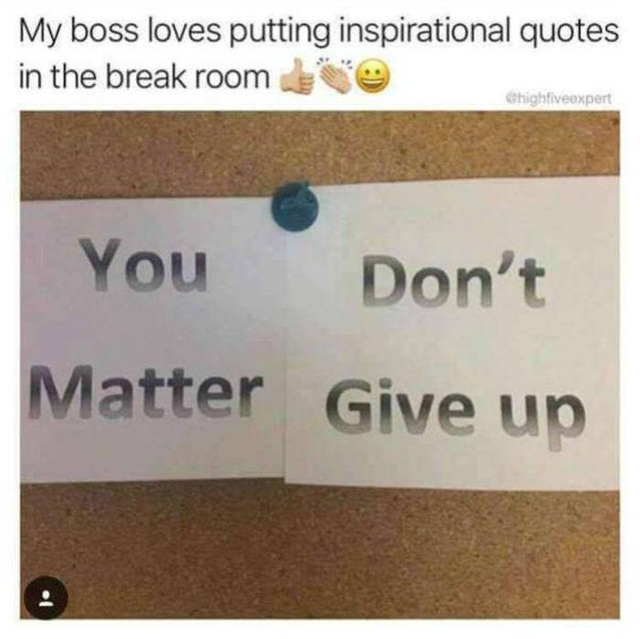 Work Memes (57 pics)