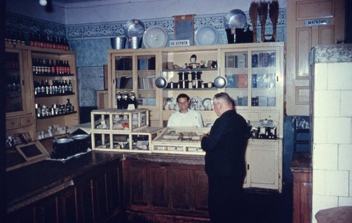 Photos Of The USSR From The Late 1950s To The Early 1980s By Professor Thomas Hammond of the University of Virginia (43 pics)